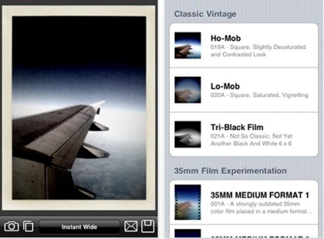 lo-mob, más filtros para fotografías en el iPhone