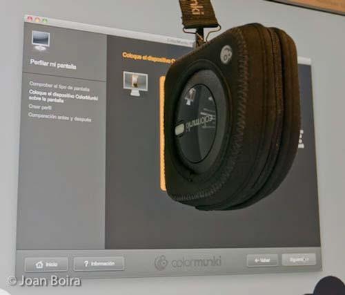 Colormunki (I)  Como calibrar un monitor con Colormunki