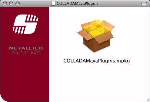 Collada maya plugins