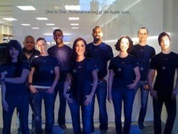 Trabajo apple store