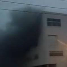 Foxconn Chengdu explosion small