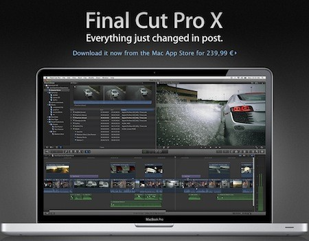 Final Cut Pro X portada