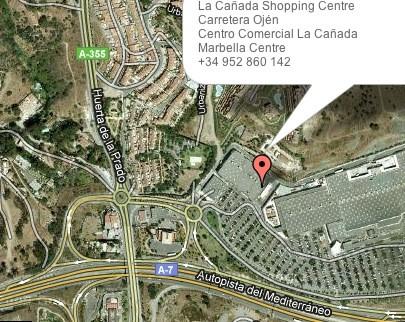 La canada shopping center 3