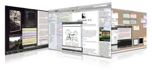 Interfaces scrivener