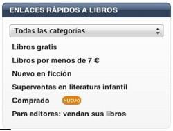 Ibooks libros indice