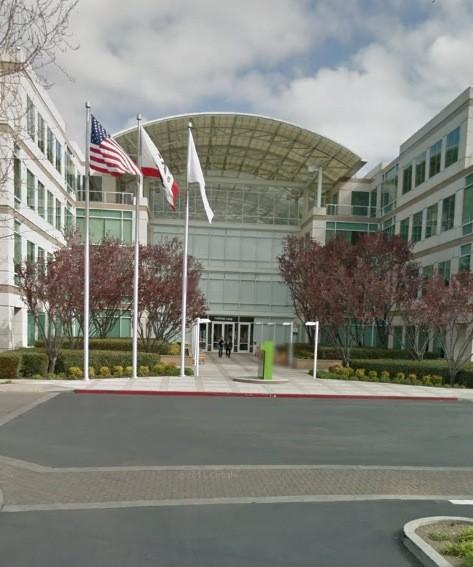 Apple campus infinite loop