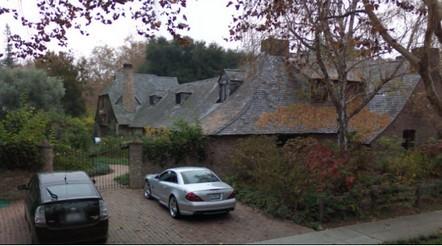 Steve Jobs house street view