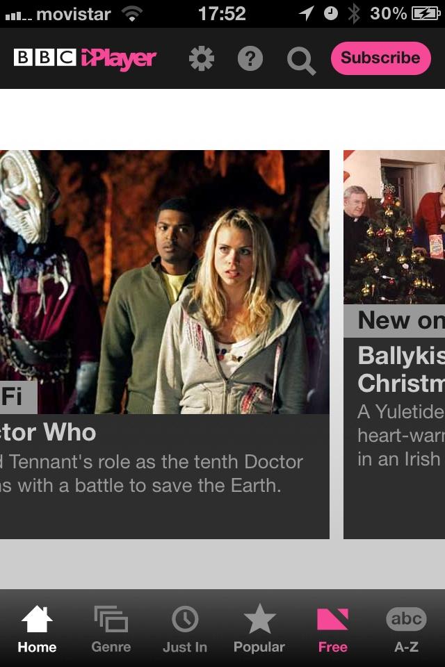 bbc iplayer iPhone