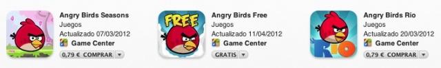Rovio, creador de Angry Birds, publica sus resultados económicos