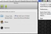 PhotoSync, envía fotos y vídeos sin cables entre dispositivos iOS y ordenadores, por M4ugan