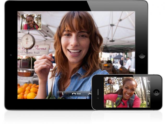 FaceTime sobre 3G en iOS 6 está limitado al iPhone 4S y el iPad 3