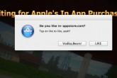 Problema de seguridad en las compras in-App para OS X