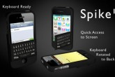 ¿Es un iPhone?, ¿Una Blackberry?: es Spike
