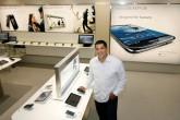 Samsung abre su primera tienda en Canadá
