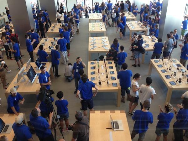 Apple recorta personal en las Apple Store - Faq-mac e0badf3fe9428