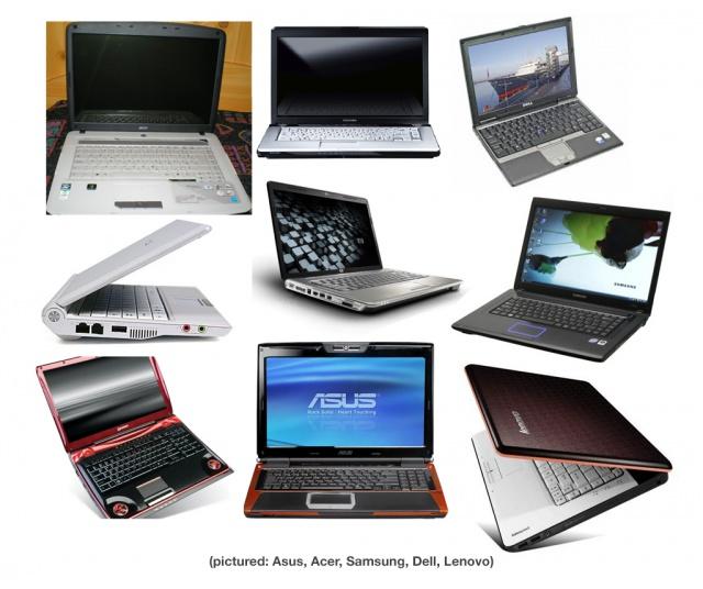 Los portátiles antes y después del MacBook Pro