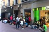 Reapertura de la tienda de K-tuin en Zaragoza