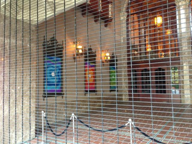 Apple decora el Teatro California en San José para la presentación del iPad Mini