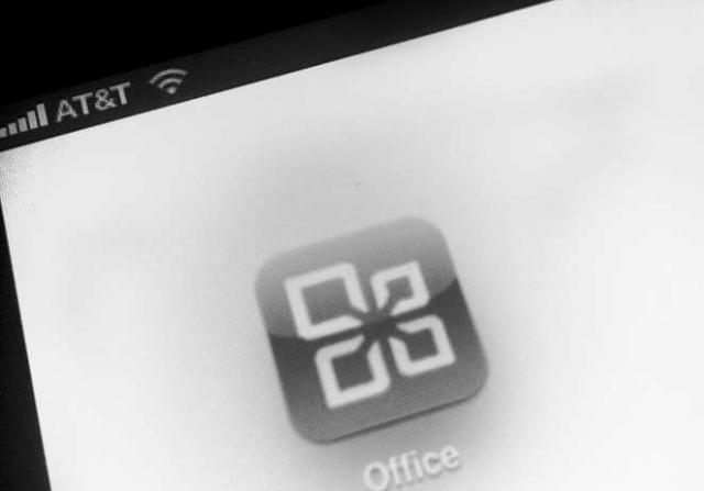 Office estará disponible para iOS y Android en 2013