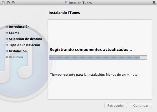 iTunes 11 a fondo, I