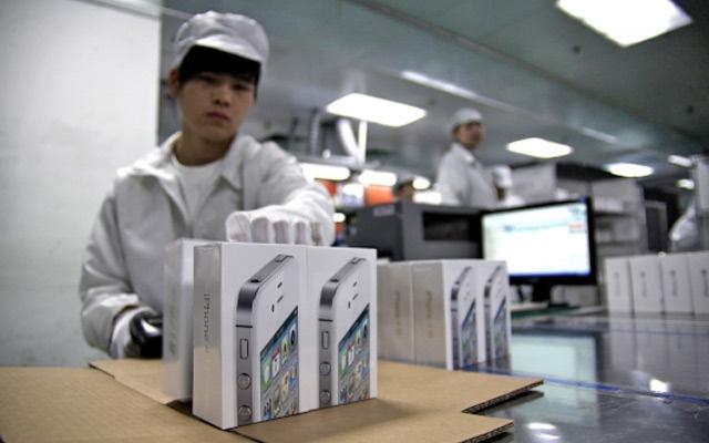 Apple busca trabajar directamente con proveedores de primer nivel