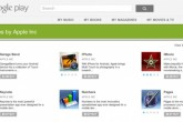 Aplicaciones de falsas de Apple en Google Play