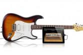 Fender lanza la guitarra Squier Stratocaster, con conexión a iOS