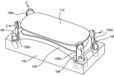 Apple patenta un proceso industrial para crear cristal redondeado y curvado