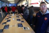 """La """"insaciable demanda"""" del iPad Mini en China"""