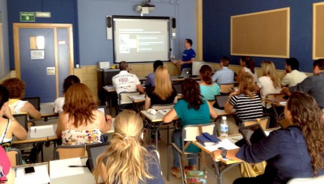 iPad o iPhone como ayuda al profesor en el aula, por Manel Rives