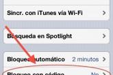 Mejora la seguridad de tu iPhone usando una contraseña no numérica