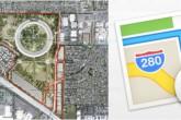 El nuevo icono de Mapas muestra la ubicación de la futura sede