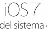 iOS 7 estará disponible en España a partir de las 7 de la tarde