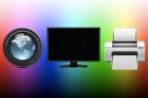 Cómo igualar la calibración de cámara, monitor e impresora