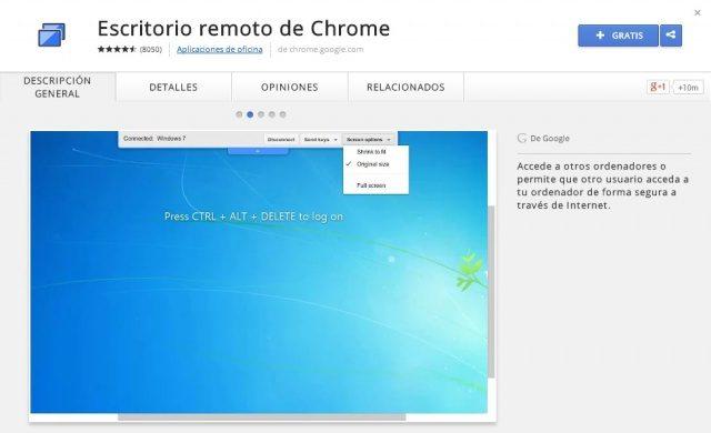 Chrome Remote Desktop Olvidando A Logmein Faq Mac