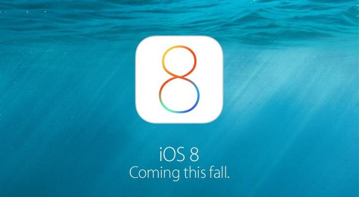 iOS 8 Beta 2 ya disponible para los desarrolladores