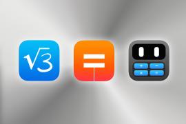 Calculadoras iOS