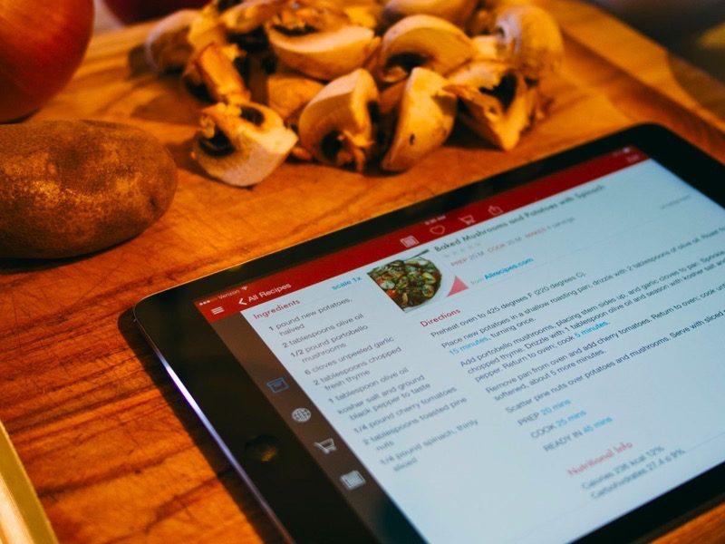 Paprika, gestionando recetas en el iPhone, iPad y en el Mac – Faq-mac