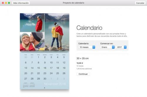 calendario Fotos
