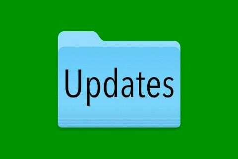 carpeta personalizada-updates