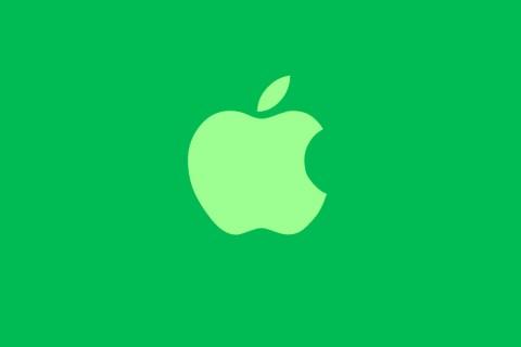 logoApple_verde
