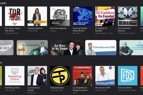 podcasts en itunes