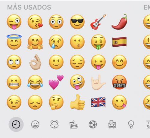emojis favoritos