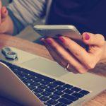 iPhone y macbook air