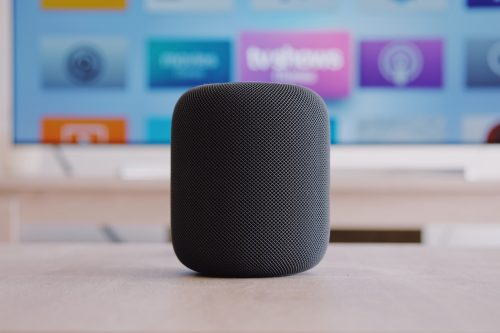 Altavoz Bluetooth HomePod de Apple