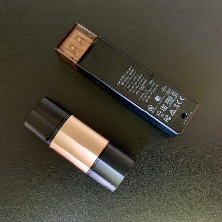 Ampliar almacenamiento iPhone USB