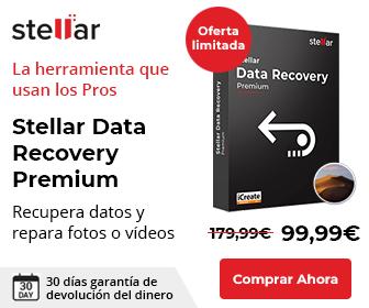 Stellar Data Software, recuperación de datos