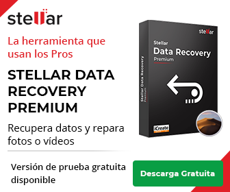 Stellar Data Software, recuperación de datos
