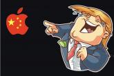 Apple, China y Trump