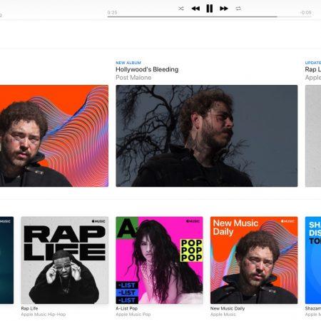 AppleMusic en la web